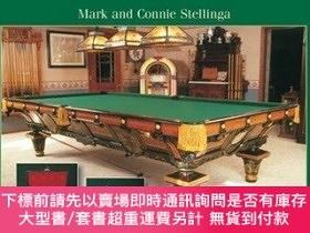 二手書博民逛書店Pool罕見And Billiard CollectiblesY255174 Stelinga, Mark