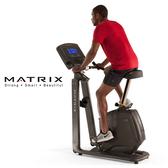 JOHNSON喬山 Matrix Retail U30 直立式健身車 [XR控制面板]