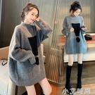 孕婦冬裝套裝時尚款外穿寬鬆冬天加厚毛衣中長款秋冬打底上衣冬季 小艾新品