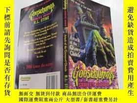 二手書博民逛書店Attack罕見of the graveyard ghouls墓地食屍鬼的攻擊Y212829