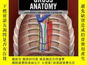 二手書博民逛書店Gross罕見Anatomy: The Big Picture