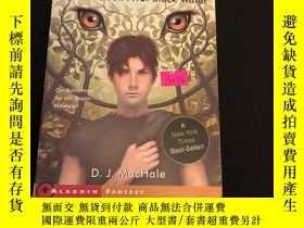 二手書博民逛書店Pendragom罕見book five : black waterY302880 D.J.MacHale A