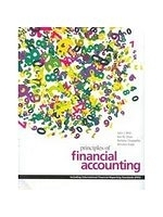 二手書博民逛書店《Principles of Financial Accounting IFRS (Chapter 1-17)》 R2Y ISBN:9781259007910