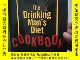 二手書博民逛書店罕見實拍!The Drinking Man s Diet Coo