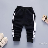 兒童寶寶男童夏季裝褲子2019秋季新品0-1-2-3歲幼兒童運動長褲