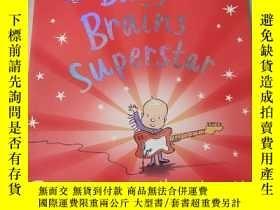 二手書博民逛書店Baby罕見Brains superstar:嬰兒腦超級明星Y212829