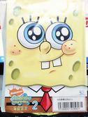 挖寶二手片-X12-103-正版DVD【海綿寶寶2/雙碟】-卡通動畫-國英語發音