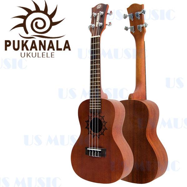 【非凡樂器】Pukanala PU-ATC 23吋雕刻系列烏克麗麗