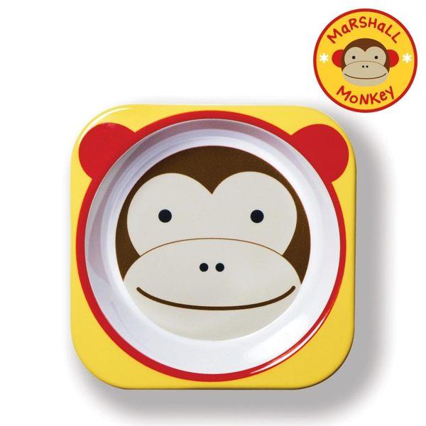 美國 skip hop 動物園系列兒童碗-猴子