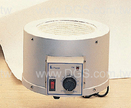 《台製》硬殼加熱包附比例式溫控器Heating Mantle with Adjuster