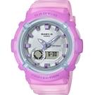 CASIO 卡西歐 Baby-G 色彩 運動錶 BGA-280-6A