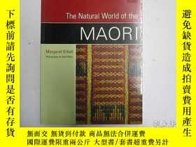 二手書博民逛書店THE罕見NATURAL WORLD OF THE MAORI(