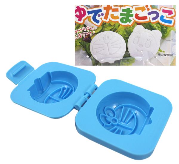 【卡漫城】 哆拉A夢 蛋 模型 ㊣版 日本製 Doraemon 模具 食材 水煮蛋 壓模器 模形 造型 壓模 便當