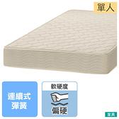 ◆【新竹物流配送】(網購限定)彈簧床 床墊 連續彈簧 PORTA2 單人 NITORI宜得利家居