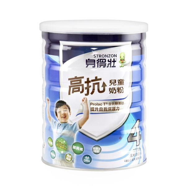 身得壯-4號高抗兒童奶粉850g/罐 大樹