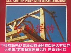 二手書博民逛書店Timber罕見Frame Construction: All About Post-and-Beam Build