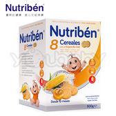 貝康 紐滋本 Nutriben 餅乾麥精600g