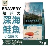 *WANG*焙菲力 深海鮭魚 小型犬 7kg/包 犬飼料 採用100%單一動物性蛋白質來源