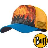 BUFF 117244.335 Trucker Cap卡車帽 UPF50網帽抗UV鴨舌帽/棒球帽/板帽 東山戶外用品