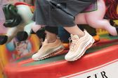 ISNEAKERS NIKE W AIR MAX 97 GUAVA ICE 粉橘 粉紅玫瑰 裸粉 921733-801