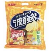 J-華元波的多洋芋片172g【愛買】