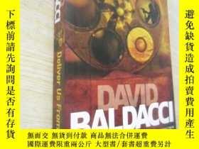 二手書博民逛書店英文原版罕見Deliver Us from EvilY7215 David Baldacci Grand Ce