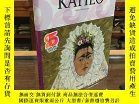 二手書博民逛書店Frida罕見Kahlo, 1907-1954: Pain and Passion by Andres Kette