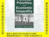 二手書博民逛書店Parental罕見Priorities And Economic InequalityY256260 Cas