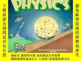 二手書博民逛書店The罕見Cartoon Guide To PhysicsY256260 Gonick, Larry Turt
