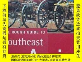 二手書博民逛書店The罕見Rough Guide to Southeast As