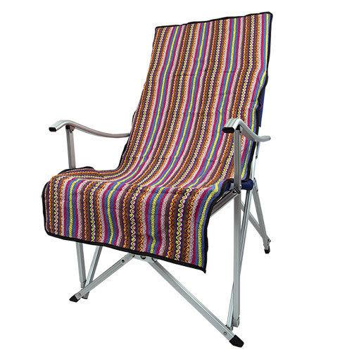 PolarStar 民族風 戶外休閒椅布套 1400094