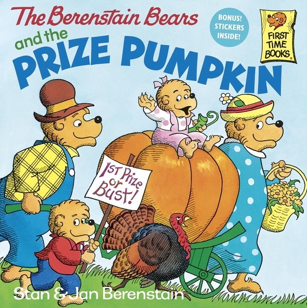 The Berenstain Bears and the Prize Pumpkin (英文版)