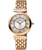 母親節廣告款 Standel Elegant 詩丹麗典雅系列真鑽女錶-珍珠貝x玫塊金/32mm 5S1501-111RG-WM
