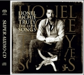 【停看聽音響唱片】【SACD】Lionel Richie:Truly The Love Songs