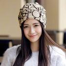 產婦產後純棉絨薄款頭巾孕婦帽Eb795『M&G大尺碼』