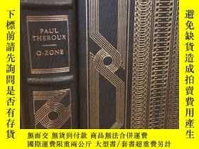 二手書博民逛書店近罕見!【包 】O-Zone,《臭氧》,Paul Theroux