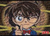 【拼圖總動員 PUZZLE STORY】柯南馬賽克 日本進口拼圖/Epoch/名偵探柯南/3000P/迷你