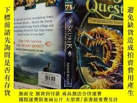 二手書博民逛書店Beast罕見Quest:THE FOREST DEMON 野獸探索:森林魔鬼Y200392
