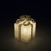 晶鑽蔥禮物包LED 燈吊飾-混款