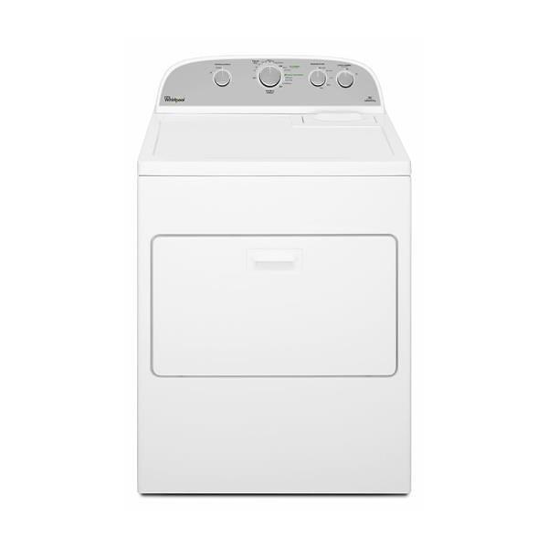 【南紡購物中心】【Whirlpool惠而浦】12公斤直立電力型乾衣機 WED5000DW