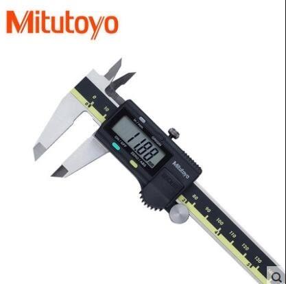 現貨 Mitutoyo日本三豐數顯卡尺0-150MM高精度電子數顯游標卡尺 (領劵購買更加優惠喔)