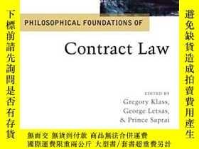 二手書博民逛書店Philosophical罕見Foundations of Co