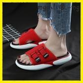 MG 外穿拖鞋-拖鞋外穿鞋韓版百搭平底時尚涼拖