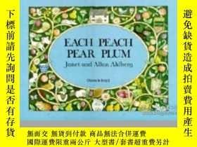 二手書博民逛書店Each罕見Peach Pear PlumY255562 All