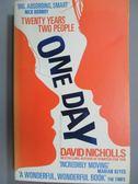 【書寶二手書T1/原文小說_LDL】One Day_David Nicholls