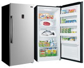【SANLUX 台灣三洋】直立式冷凍櫃 410L 風扇式自動除霜《SCR-410A》全新原廠保固