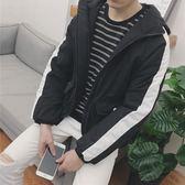 週年慶優惠-新款韓版棉衣男帥氣加厚保暖面包服寬鬆潮流棉服外套