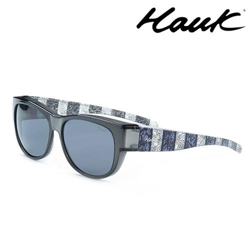 HAWK偏光太陽套鏡(眼鏡族專用)HK1006-26