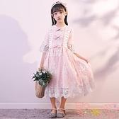 兒童洛麗塔公主裙lolita裙甜系洋裝【聚可愛】