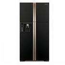 日立594公升四門對開(與RG616同款)冰箱RG616GBK